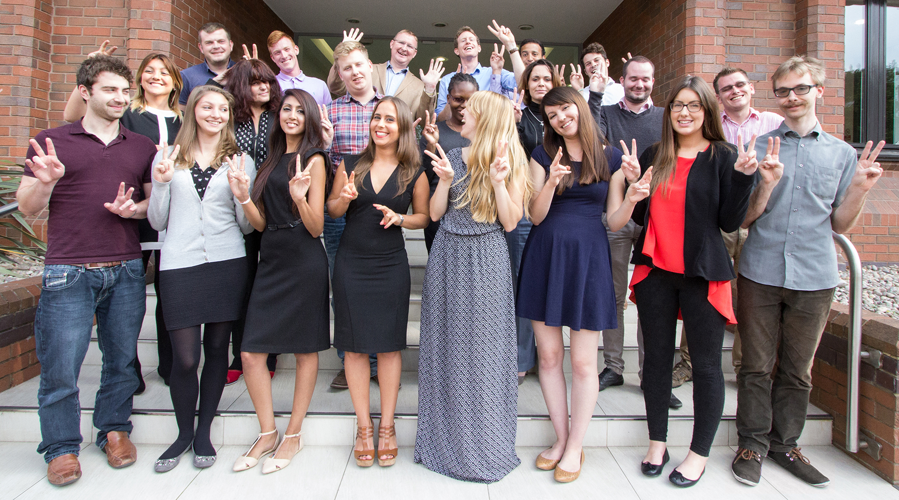 DSN Marketing team photo - a digital marketing agency and ecommerce consultancy in Horsham, West Sussex