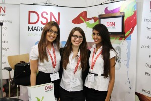 DSN Marketing at Ecommerce Expo 2014