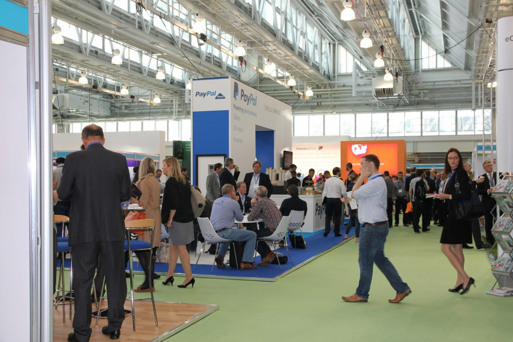 Ecommerce Expo at Olympia London