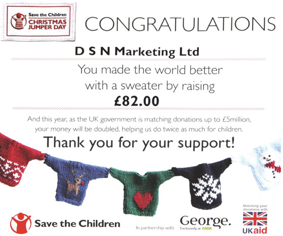 DSN-Marketing-raise-money-for-Save-the-Children